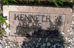 Kenneth W Ables, Jr