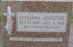 Appalonia <i>Spies</i> Augustine