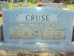 Anderson F. Cruse