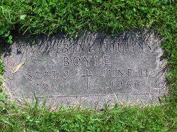 Catherine <i>Collins</i> Boyle