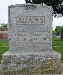 Hannah L. Adams
