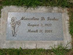 Marceline D. Forbes