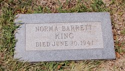 Norma <i>Barrett</i> King