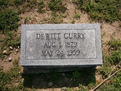 Thomas Dewitt Curry