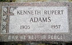 Kenneth Rupert Adams