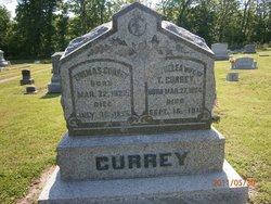 Thomas Currey