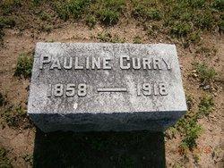 Pauline Lena <i>Jinks</i> Curry