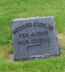 Richard James Taylor