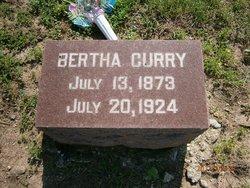 Bertha Birdie <i>Stegner</i> Curry