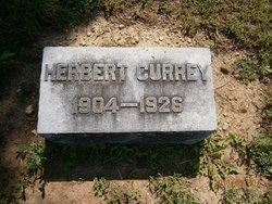 Herbert Currey