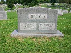 Sara <i>Stewart</i> Boyd