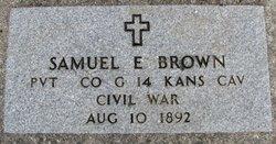 Samuel E. Brown