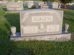 Etta <i>York</i> Burgess