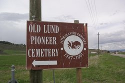 Old Lund Pioneer Cemetery