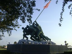 Marine Military Academy Grounds