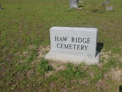 Haw Ridge Cemetery