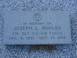 Sgt Joseph Linton Buhler, Sr