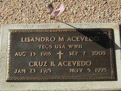 Cruz R Acevedo