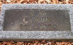 A M Clark