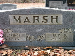 Clarence Marsh