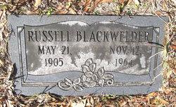 George Russell Blackwelder