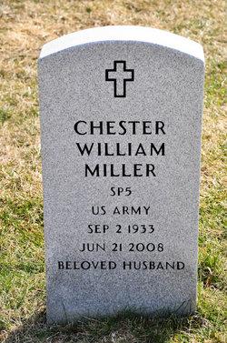 Chester W. Miller