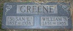 Susan Emaline <i>Hedges</i> Green