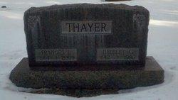 Frances Lorena Granny <i>Griggs</i> Thayer