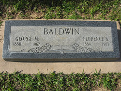 George Mark Baldwin