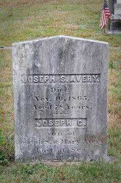 Joseph Swan Avery
