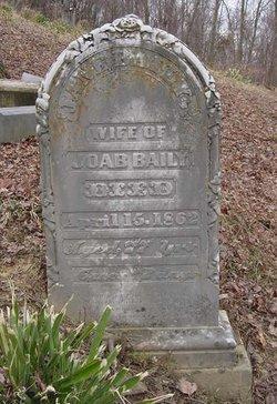 Jane <i>Mundell</i> Baily