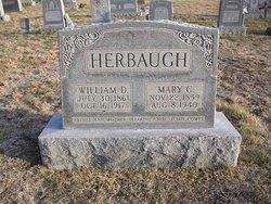 Mary Catharine <i>Williams</i> Herbaugh