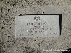 Louis Gibson