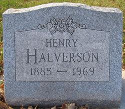 Henry Halverson