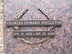 Charles Edward Singleton