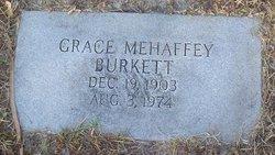 Grace Mehaffey Burkett