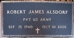 Robert James Bobby Alsdorf