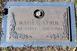 Matie <i>Cullen</i> Lynde
