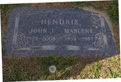 Zelda Marlene <i>Honey</i> Hendrix