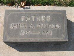 James Albert Whitaker