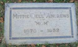 Mittie Dell <i>Gordon</i> Andrews
