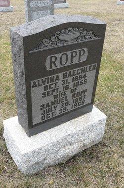 Alvina <i>Baechler</i> Ropp