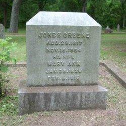 Mary Ann <i>Ellis</i> Greene
