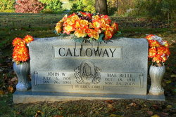 Mae Belle Calloway