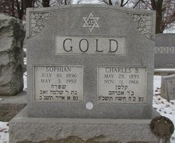 Charles B Gold