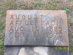 August Afflerbach