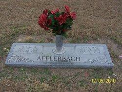Willie A. Afflerbach
