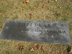George Kedzie Foresman