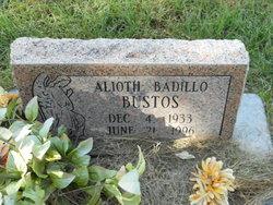 Aliioth Badillo Bustos