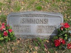 Arthur Carol Simmons